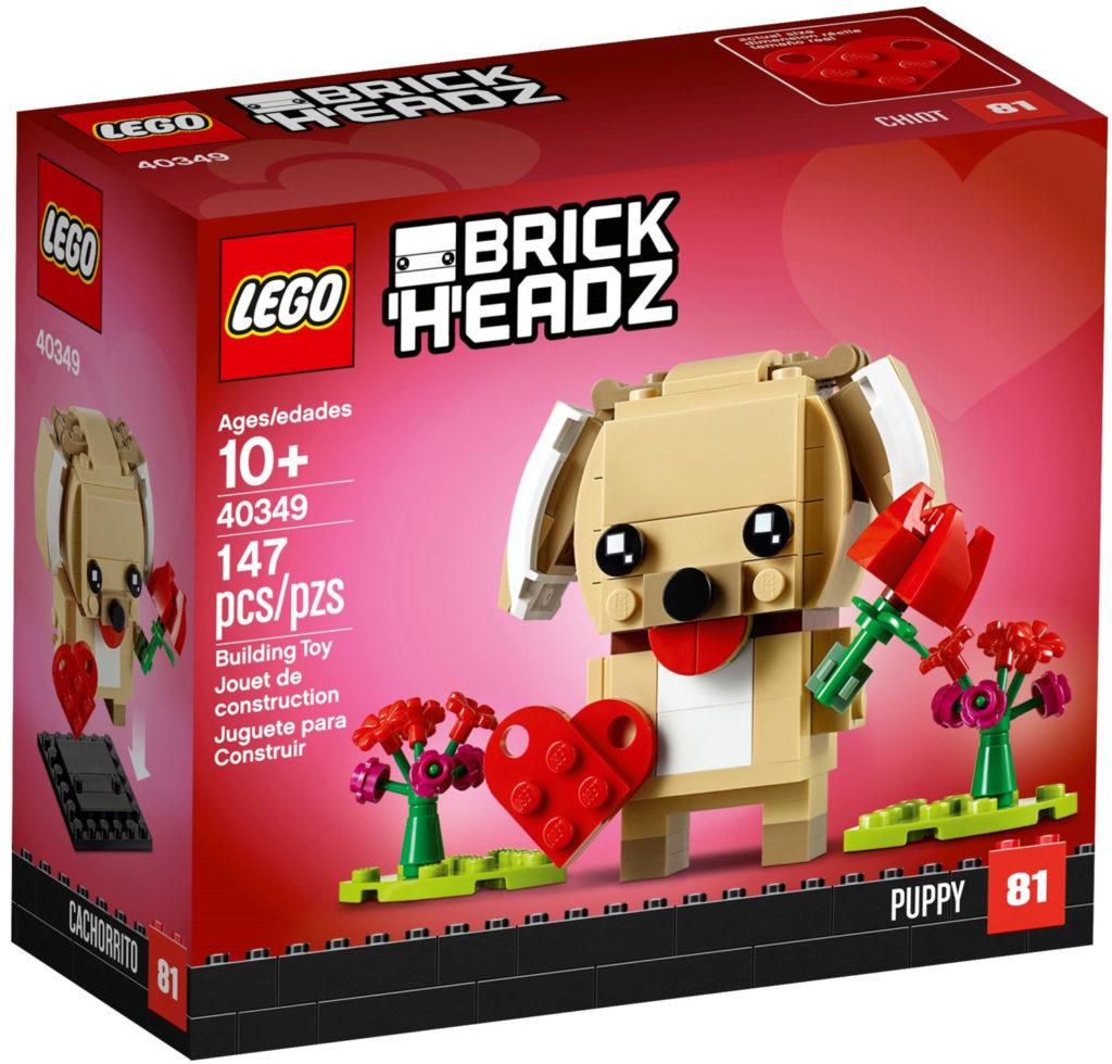 Boîte de Lego 40349