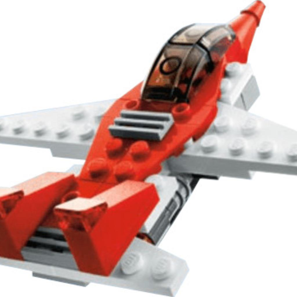 Boîte de Lego Creator – Mini Jet (référence 6741)