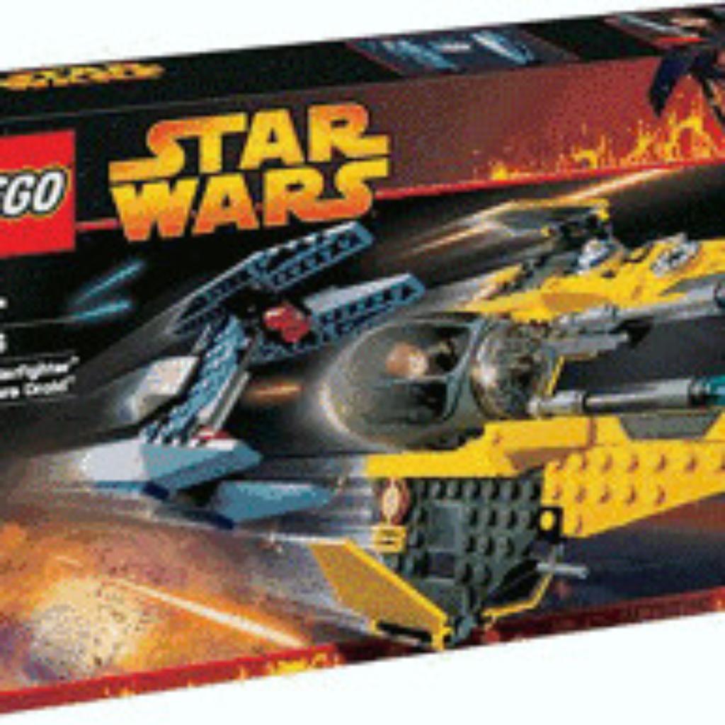 Boîte de Lego Star Wars – General Grievous Starfighter (référence 7256)