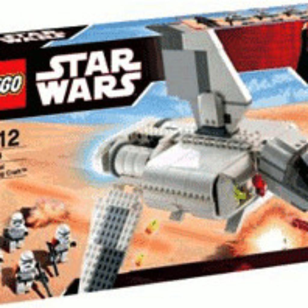 Boîte de Lego Star Wars – Imperial Landing Craft (référence 7659)