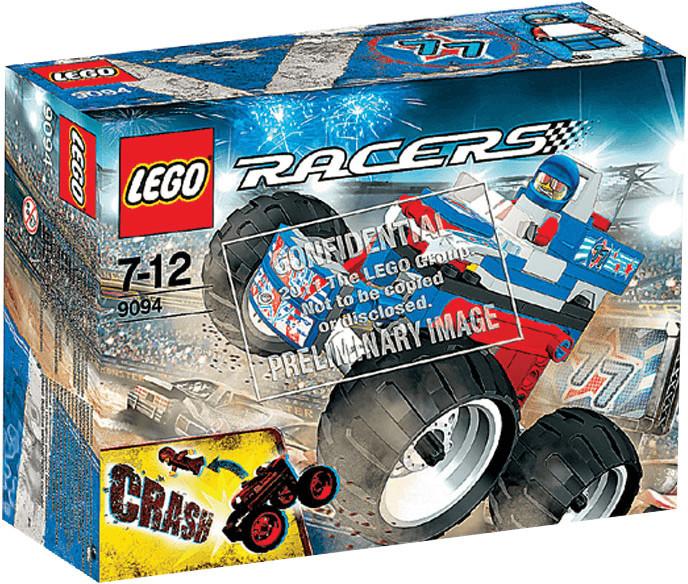Boîte de Lego Racers Star Striker (référence 9094)