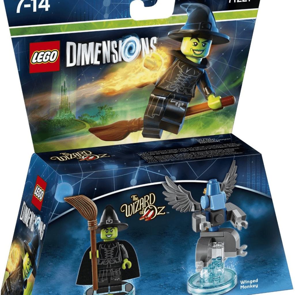 Boîte de Lego Dimensions: pack héros – Magicien d'Oz